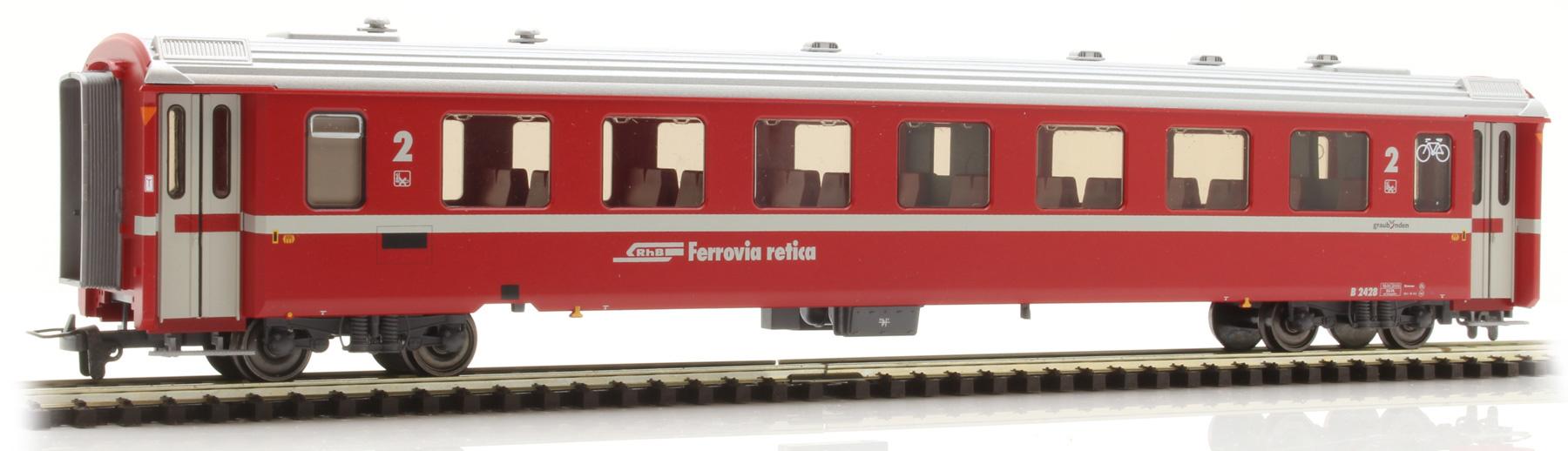 3240168 RhB B 2428 Einheitswagen II neurot-1