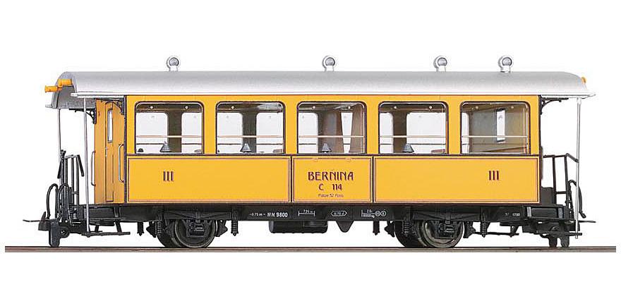 """3238164 RhB C.114 """"La Bucunada"""" Nostalgie-Zweiachser-1"""