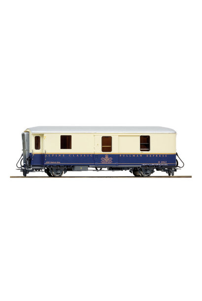 3236121 RhB D 4051 Packwagen ACPE