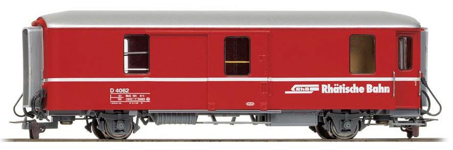 3236112 RhB D 4062 Packwagen rot-1