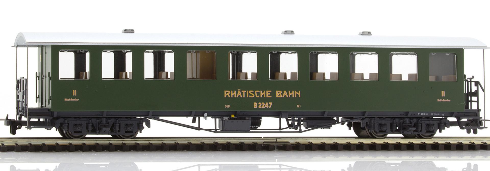 3235147 RhB B 2247 Nostalgie-Plattformwagen