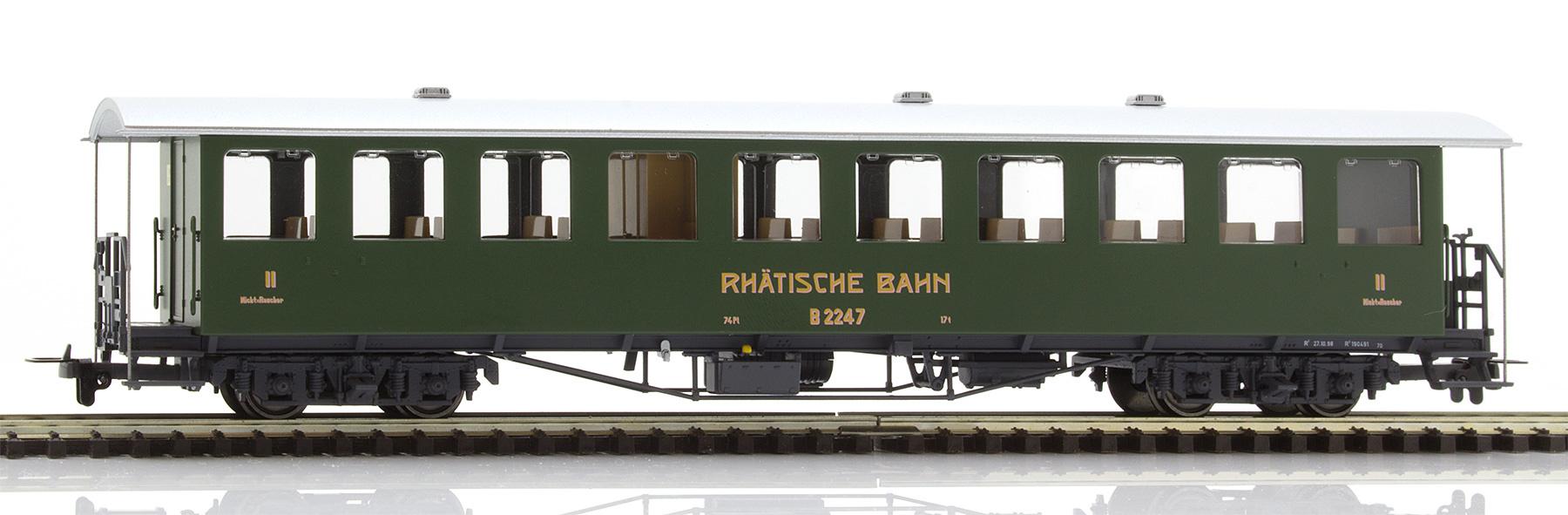 3235147 RhB B 2247 Nostalgie-Plattformwagen-1