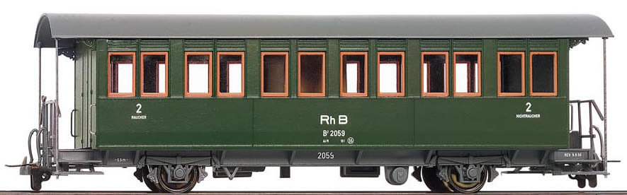 3230120 RhB B 2068 Zweiachser 60er Jahre-1