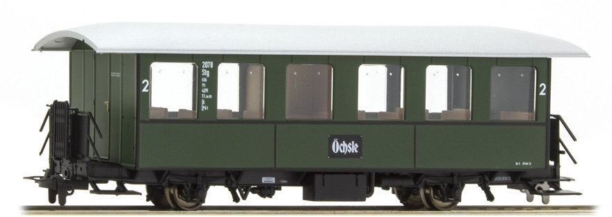 3031838 Öchsle 2078 Stg ex RhB Personenwagen 2.Klasse-1
