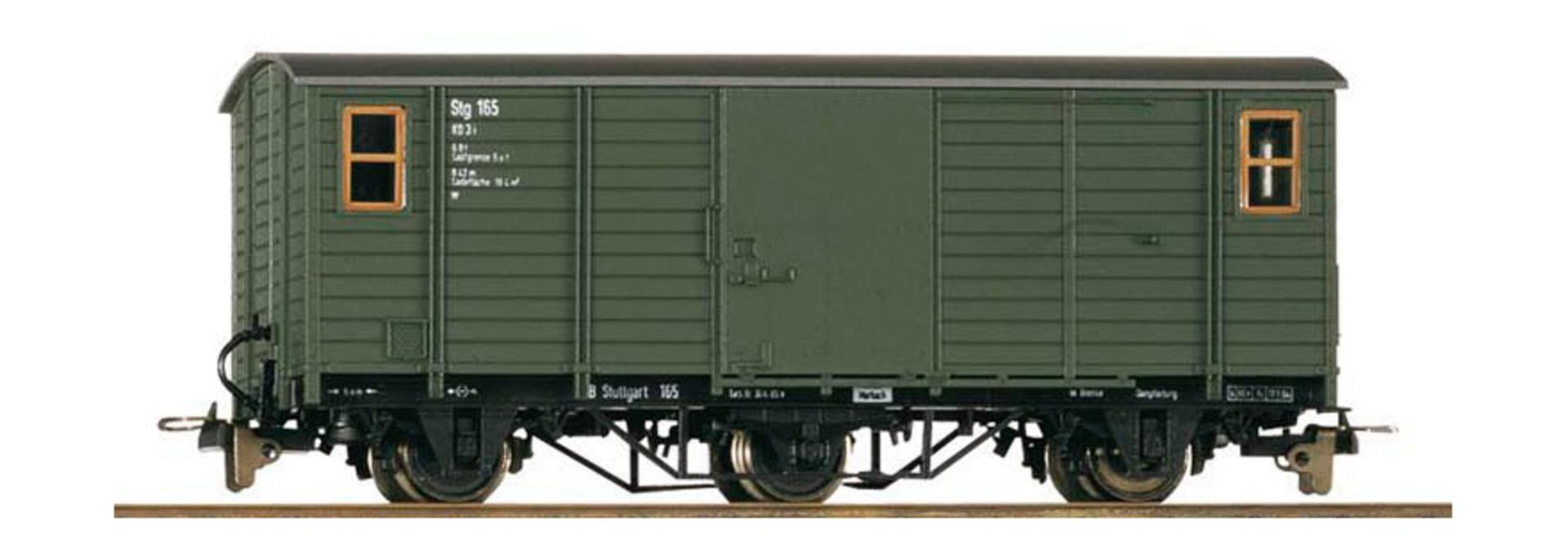 3005815 DB Stg 165 Hilfs-Post/Packwagen