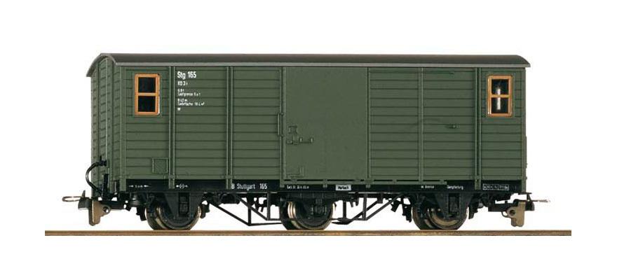 3005815 DB Stg 165 Hilfs-Post/Packwagen-1