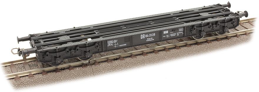 2601860 DR Tragwagen H0 für Schmalspurfahrzeuge Ep. III-1