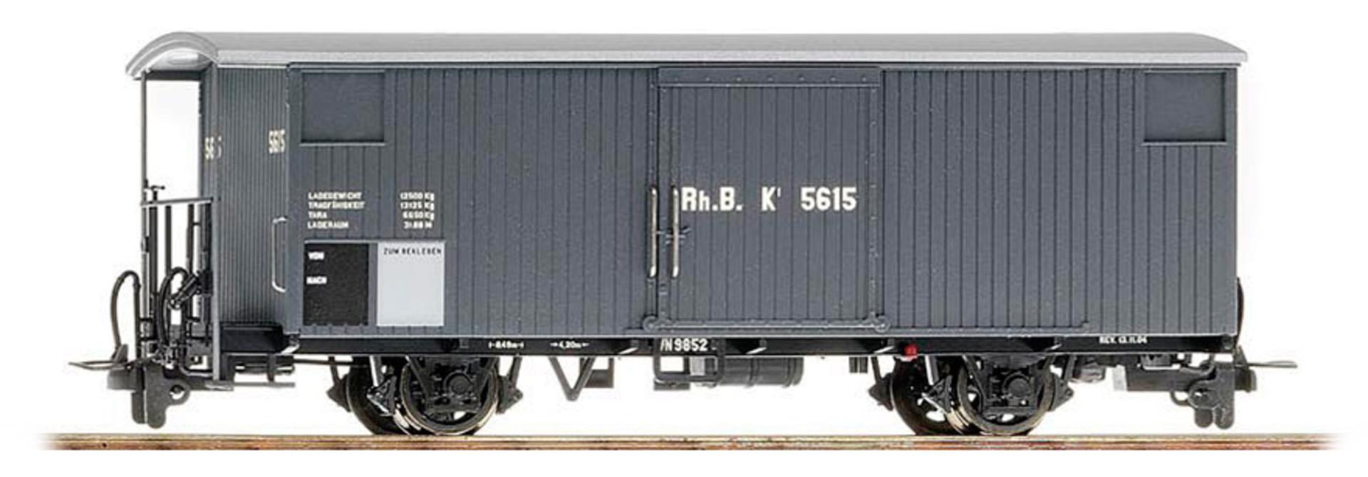2293145 RhB K1 5615 Museumswagen