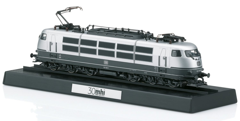 39153 Baureihe 103 van de DB ''Metall Edition''-1