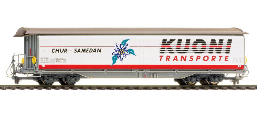 "2288112 RhB Haik-v 5132 Schiebewandwagen ""Kuoni""-1"