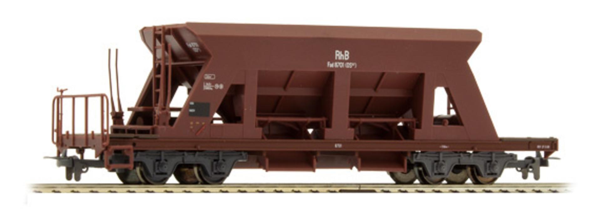 2287100 RhB Fad 8701 (OS 6t) Schotterwagen 70er Jahre