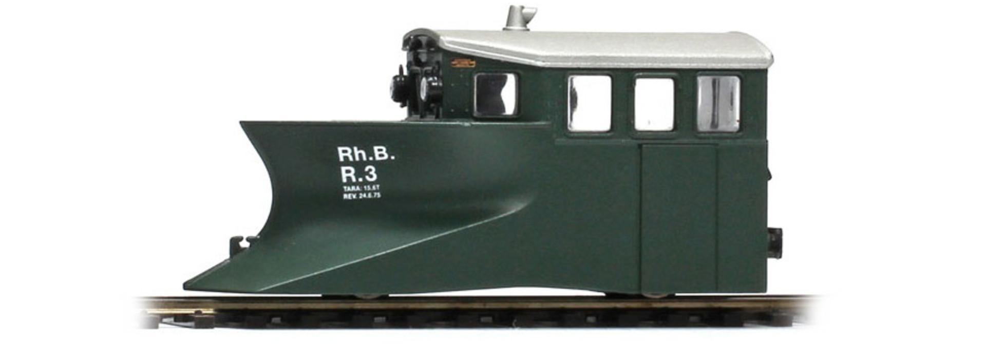 2286123 RhB R.3 historischer Schneeräumer