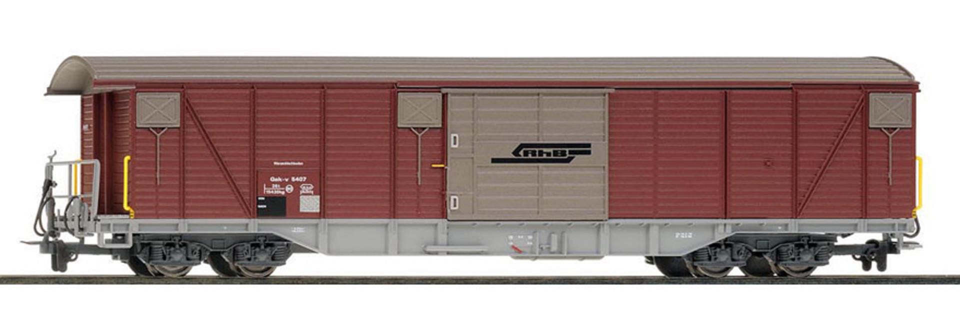 2278177 RhB Gak-v 5407 Großraumgüterwagen