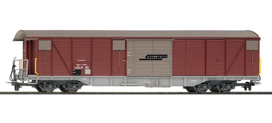 2278177 RhB Gak-v 5407 Großraumgüterwagen-1