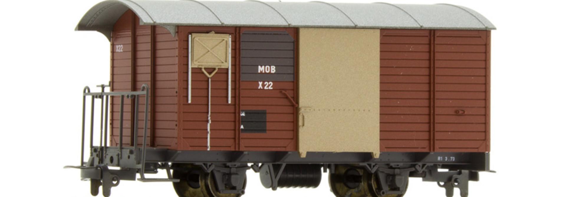 2273392 MOB X 22 Bahndienstwagen