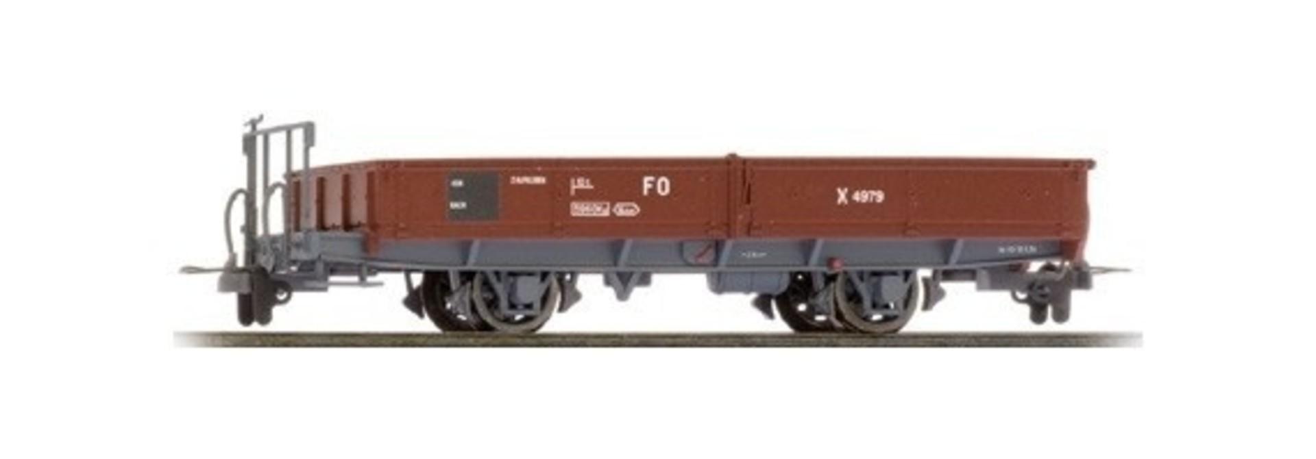 2257226 FO X 4976 Bahndienstwagen