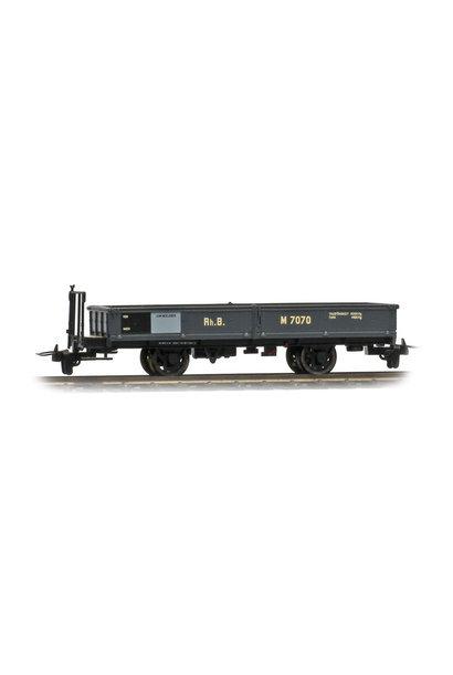 2257140 RhB M 7070 (WN 9853) Nostalgie-Niederbordwagen