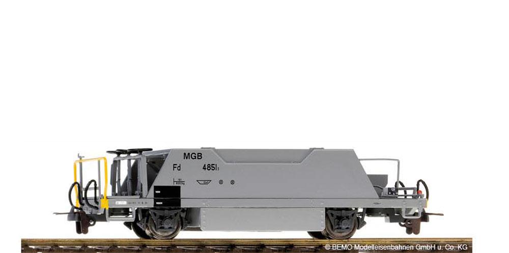 2253253 MGB Fd 4853 Schotterwagen grau-1
