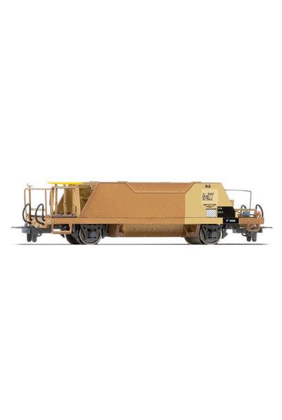 2253125 RhB Xc 9425 Schotterwagen gelb/rostig
