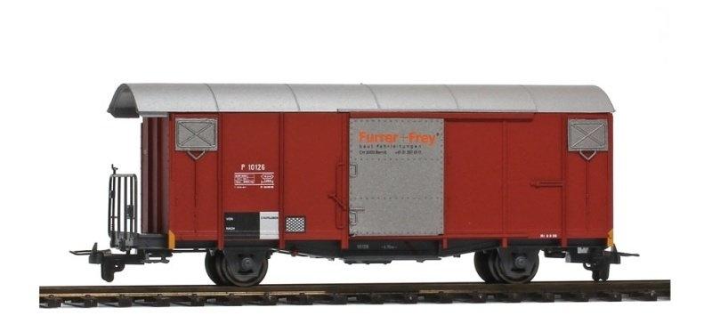 """2250196 P 10126 Privatwagen """"Furrer & Frey"""", Jahreswagen 2020-1"""