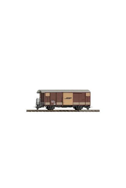 2250154 RhB WN 9884 Nostalgiewagen braun