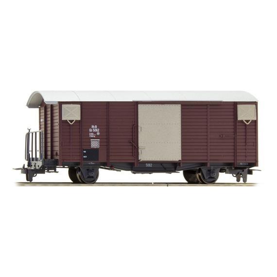 2250102 RhB Gb 5062 ged. Güterwagen 70er Jahre-1
