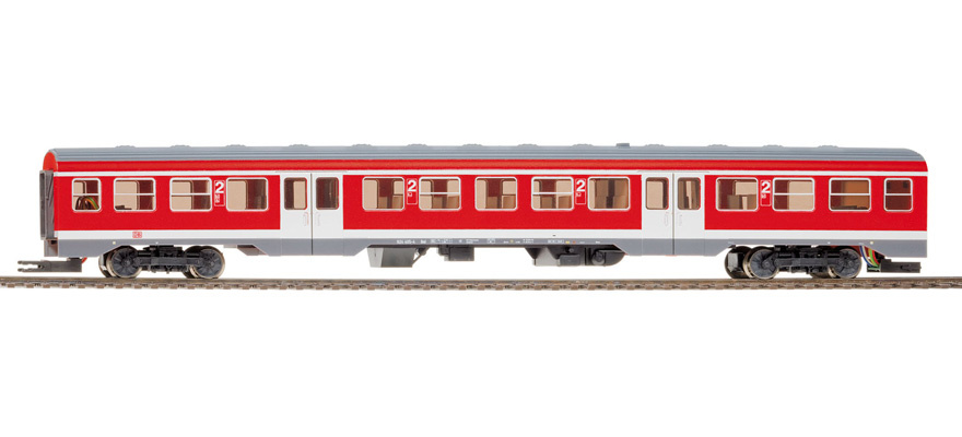 1623840 DB AG 934 441 Mittelwagen verkehrsrot, 2L-GS-1