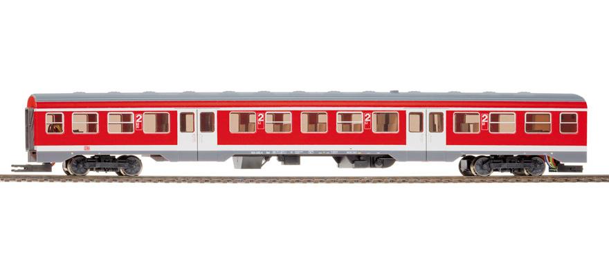 1521840 DB AG 634 655/634 661 Triebwagen verkehrsrot, 3L-WS digital-1