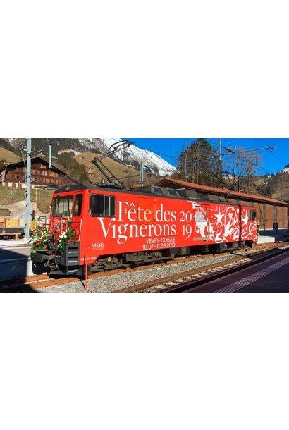 "1380335 MOB GDe 4/4 6005 ""Fête des Vignerons""mit Sound"