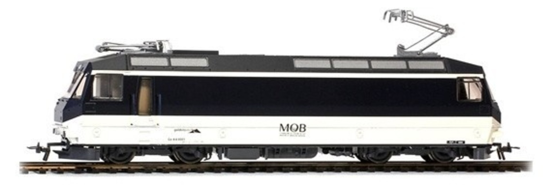 1359351 MOB Ge 4/4 8001 Universallok neues Design digital