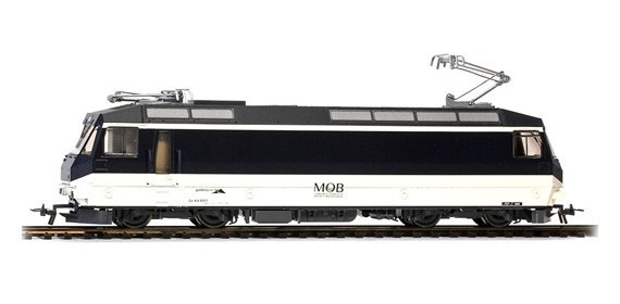1359351 MOB Ge 4/4 8001 Universallok neues Design digital-1