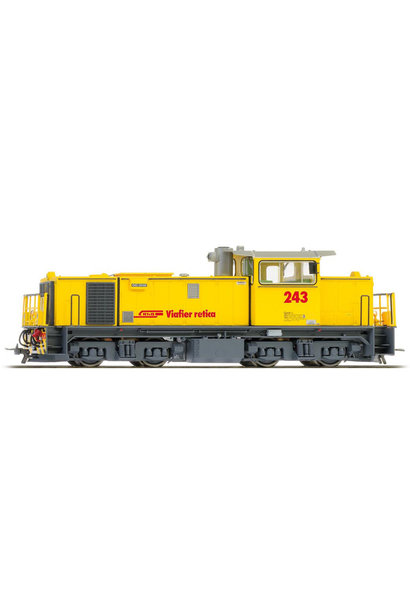 1289103 RhB Gmf 4/4 243 Diesellok