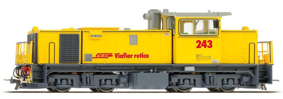 1289103 RhB Gmf 4/4 243 Diesellok-1