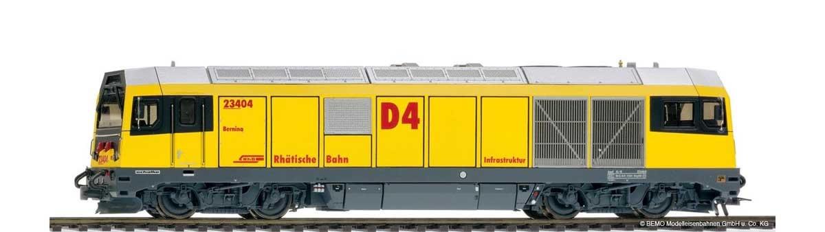 "1288114 RhB Gmf 234 04 Diesellok D4 ""Bernina""-1"