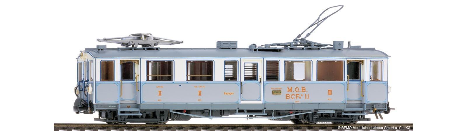 1283305 MOB ABFe 4/4 15 Triebwagen mit MOB Schrift-1