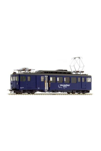 1281334 MOB BDe 4/4 3004 Triebwagen GoldenPass Services