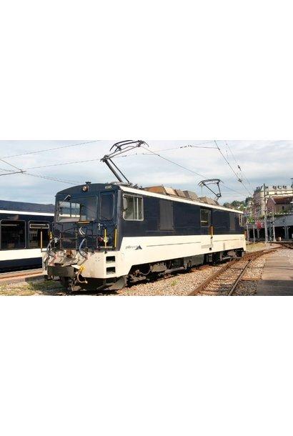 1280355 MOB GDe 4/4 6005 Lok nachtblau/beige
