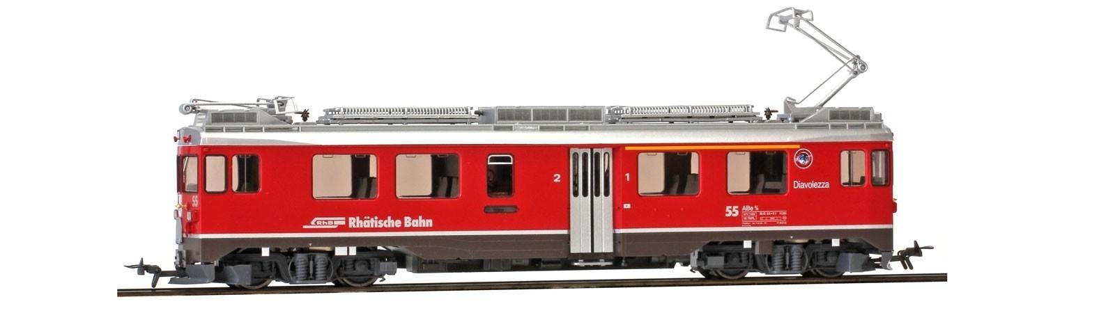 "1269107 RhB ABe 4/4 55 Berninatriebwagen ""Diavolezza""-1"