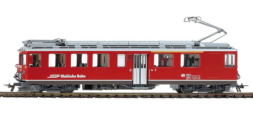 1266143 RhB ABe 4/4 43 Berninabahntriebwagen-1
