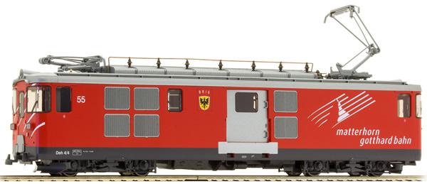 1263255 MGB Deh 4/4 55 Gepäcktriebwagen-1