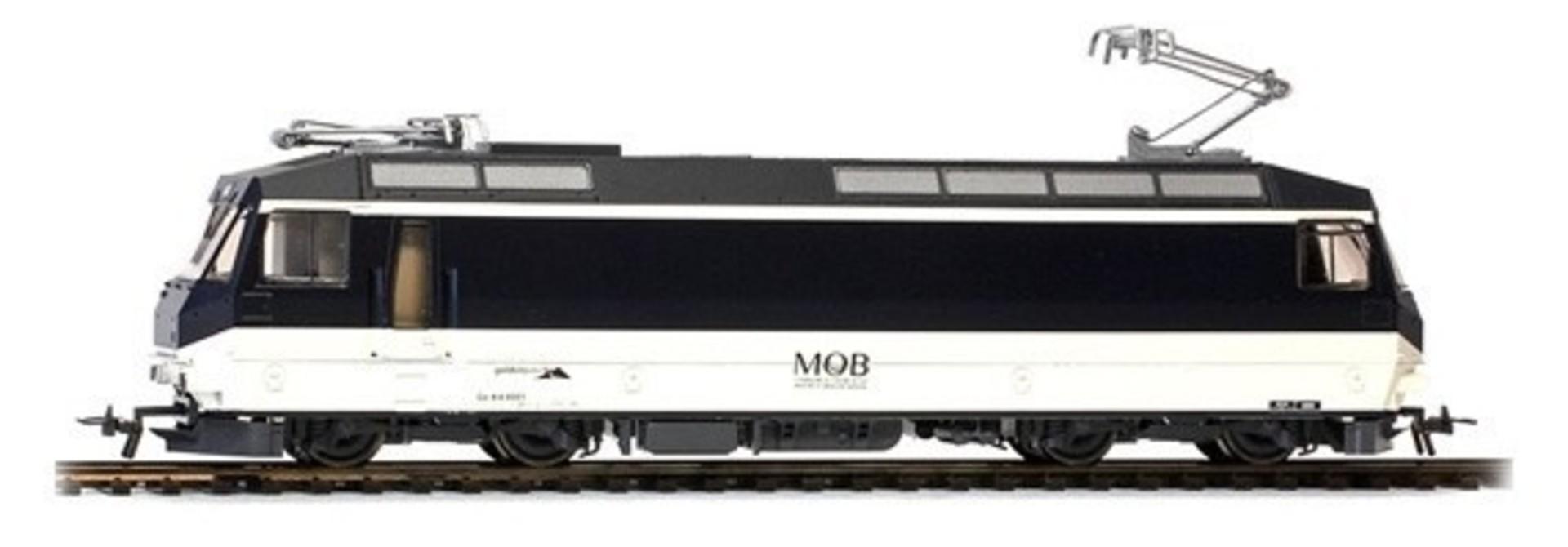 1259351 MOB Ge 4/4 8001 Universallok nachtblau/beige