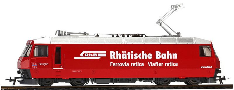 """1259174 RhB Ge 4/4 III 644 Designentwurf """"Savognin""""-1"""