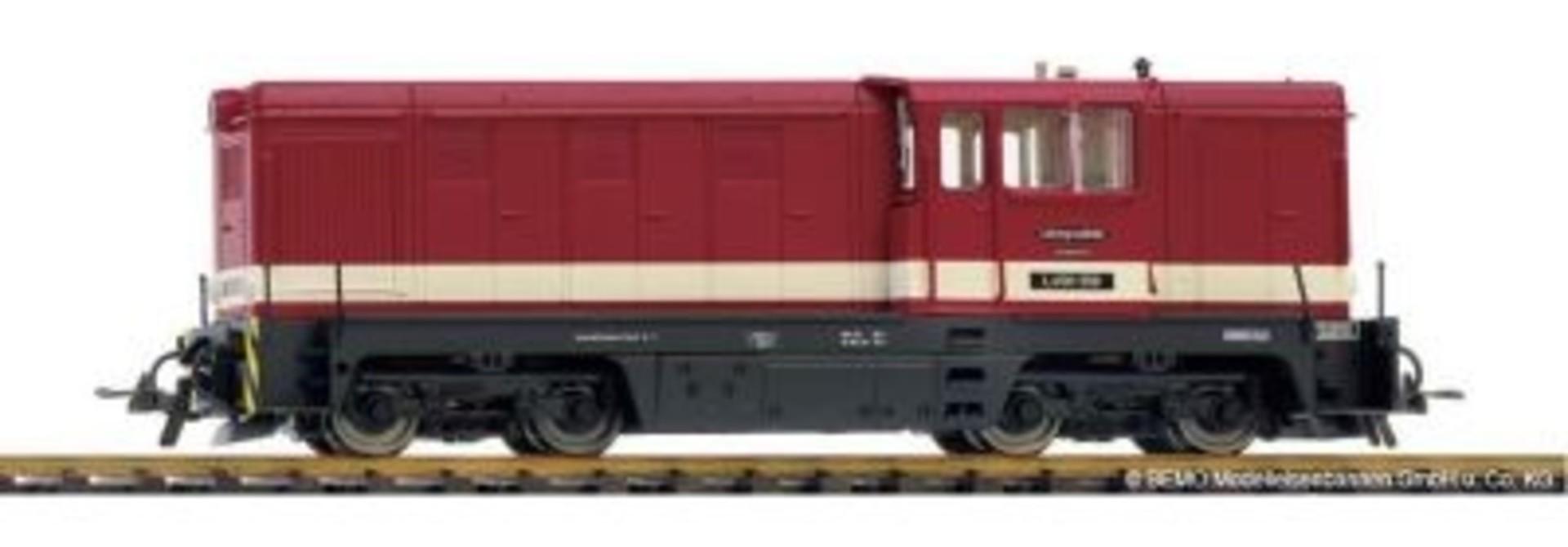 1020875 SDG L45H-358 Lößnitzgrundbahn rot