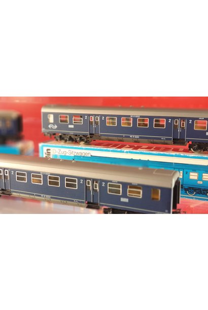 4049 rijtuig ''D-trein'' van de NS