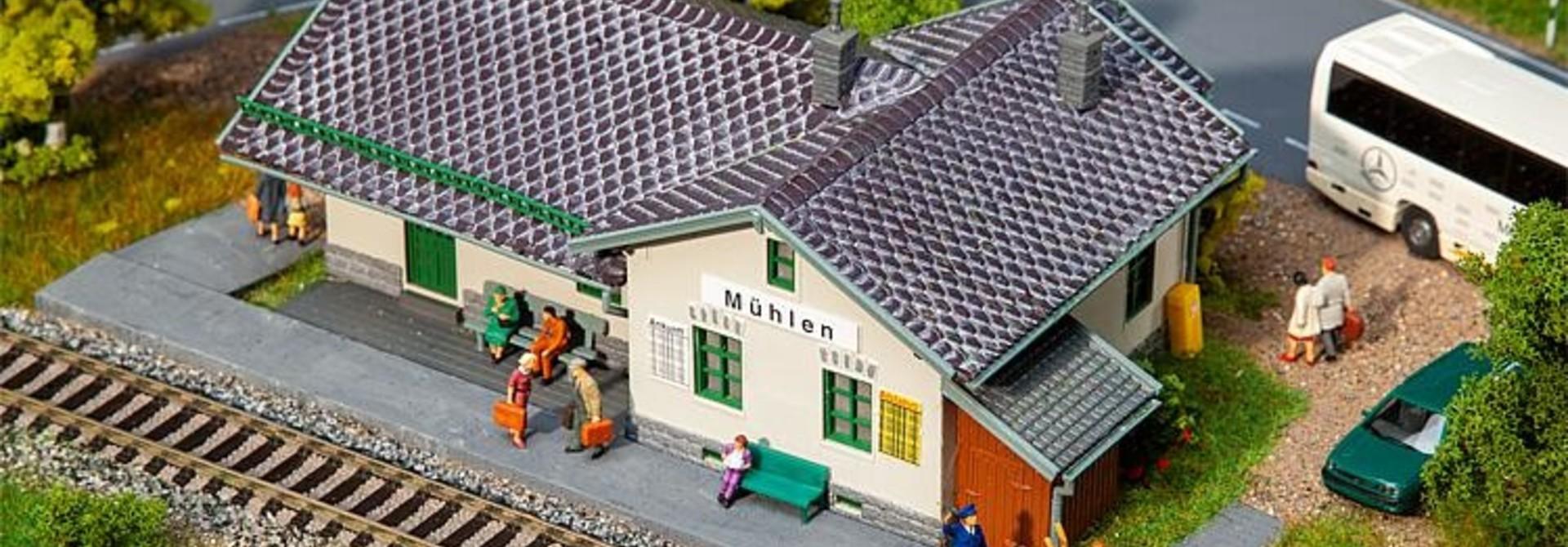 110150 STATION MÜHLEN (3/21) *