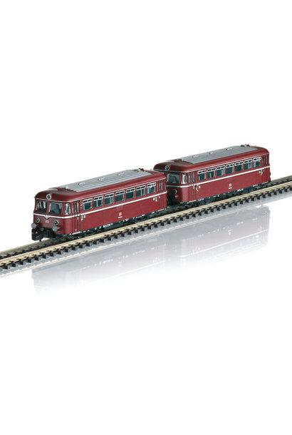 88168 Schinenenbus m.Steuerwagen DB