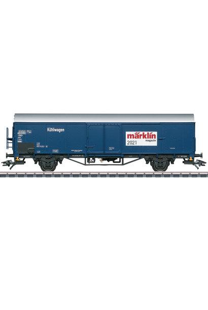 48521 Märklin-Magazin Jahreswagen 2