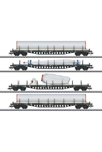 47134 Güterwagen-Set DB AG
