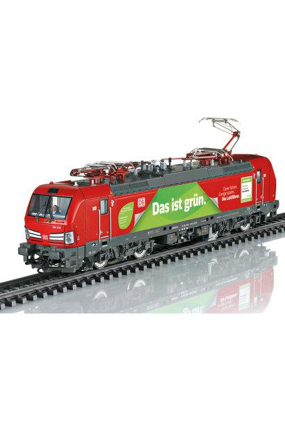 39197 E-Lok Br 193 Das ist grün DB