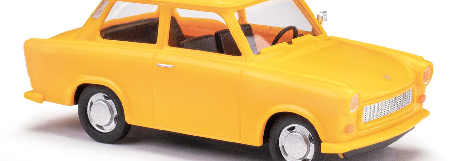 Trabant P601 Limousine, Orange 53100